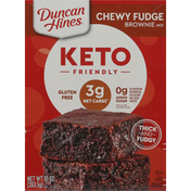 Duncan Hines Brownie Mix, Keto Friendly, Chewy Fudge