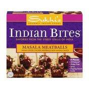 Sukhi's Indian Bites Masala Meatballs