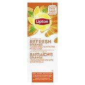 Lipton Tea/beverages Orange Tea