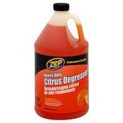 Zep Citrus Degreaser, Heavy-Duty