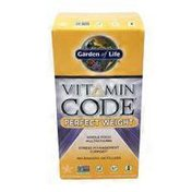 Garden of Life Vitamin Code Perfect Weight Capsules