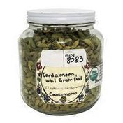 Organic Whole Cardamom Seeds