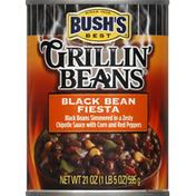Bush's Best Grillin' Beans, Black Bean Fiesta