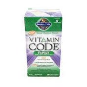 Garden of Life Family Whole Food Dietary Supplement