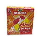 MEHADRIN Blast Ice Pops
