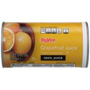 Hy-Vee 100% Grapefruit Juice Frozen Concentrate