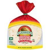 Guerrero Taqueria Style Flour Tortillas