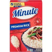 Minute Rice Enriched White Premium Rice