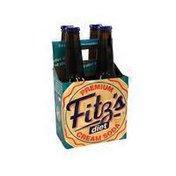 Fitz's Diet Premium Cream Soda