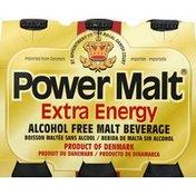 Power Malt Beer, Alcohol Free, Extra Energy