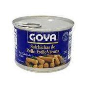 Goya Chicken Vienna Sausage
