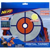 NERF DOG Digital Target