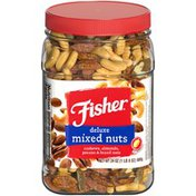 Fisher Deluxe Mixed Nuts