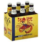 Flying Dog Beer, Summer Ale, Old Bay, Dead Rise