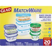 Glad Containers, Value Pack
