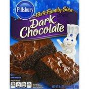 Pillsbury Brownie Mix Dark Chocolate