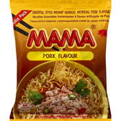 Mama Instant Noodles, Oriental Style, Artificial Pork Flavour, Jumbo Pack