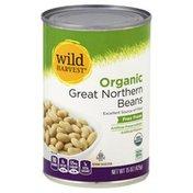 Wild Harvest Great Northern Beans, Organic