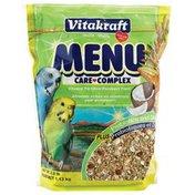 Vitakraft Vitamin Fortified Parakeet Food