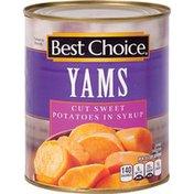 Best Choice Sweet Potatoes