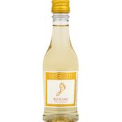 Barefoot Riesling White Wine 1 Single Serve Bottle