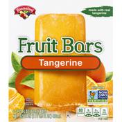 Hannaford Fruit Bars Tangerine