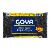 Goya Black Beans, Dry