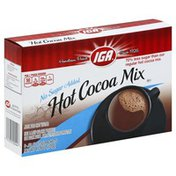 IGA Hot Cocoa Mix, No Sugar Added