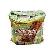 Nongshim Chapagetti Noodle Pasta with Chajang Sauce