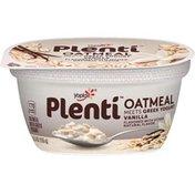 Yoplait Plenti Greek Vanilla Oatmeal with Yogurt