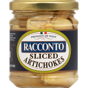 RACCONTO Artichokes, Sliced