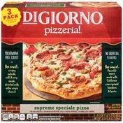 DiGiorno Pizzeria! Supreme Speciale DIGIORNO PIZZERIA! Supreme Speciale Frozen Pizza