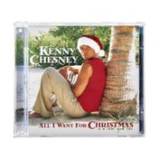Sony Music Kenny Chesney All I Want For Christmas Is A Real Good Tan CD