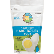 Full Circle Cage Free Hard Boiled Eggs