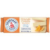 Voortman Orange Crème Wafers