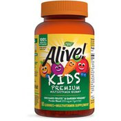 Nature's Way Alive!® Kids Gummy Multivitamin