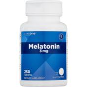 CareOne Melatonin 3mg Tablets