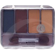 CoverGirl Queen Collection COVERGIRL Queen Collectionn Eye Shadow Quads Brass n Sass .19 oz  Female Cosmetics