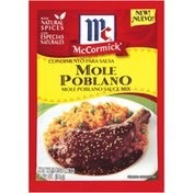 McCormick® Mole Poblano Sauce Mix