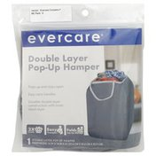 Evercare Pop-Up Hamper, Double Layer