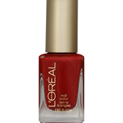 L'Oreal Nail Color, He Red My Mind 430