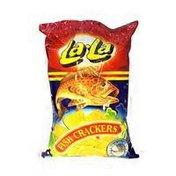 LALA Fish Crackers