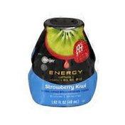 Meijer Energy Strawberry Kiwi Liquid Water Enhancer