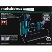 Metabo Strip Nailer, Cordless
