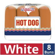 Mrs. Baird's Classic Hot Dog Buns