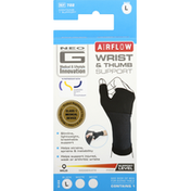 Neo G Wrist & Thumb Support, Black, L