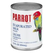 Parrot Evaporated Milk