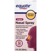 Equate Nasal Spray, Original