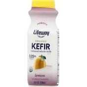 Lifeway Kefir, Organic, Lemon