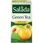 Salada Asian Plum Green Tea Tea Bags